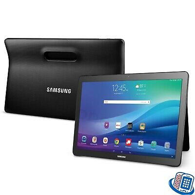 Unlocked AT&T Samsung Galaxy View SM-T677A 64GB Wi-Fi + 4G GSM Tablet