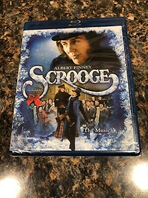 scrooge 1970 blu ray review