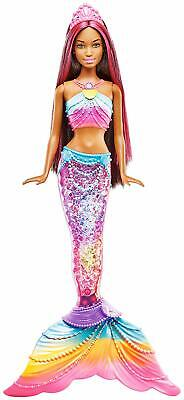 Barbie FTG79 Rainbow Lights Mermaid Doll