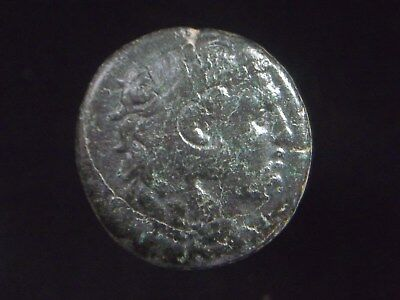 Ancient Greek coin AE21 of King Kassander of Macedonia, 306-297 BC, AC0183