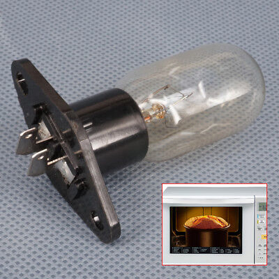 20W 2 Pins Microwave Ovens Light Bulb Lamp Globe T170 230V for Most Brand New
