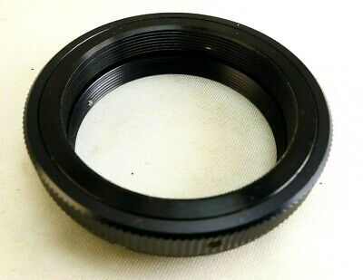 T2 to Nikon F Ai Ai-s Lens mount adapter ring to Nikon F camera