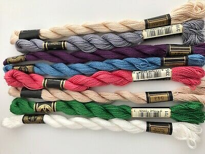 DMC Pearl Cotton number 5 Thread You choose colour and quantity BRAND NEW