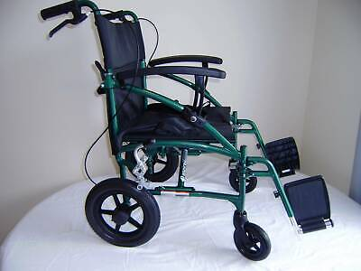Aspire Lie Transit wheelchair