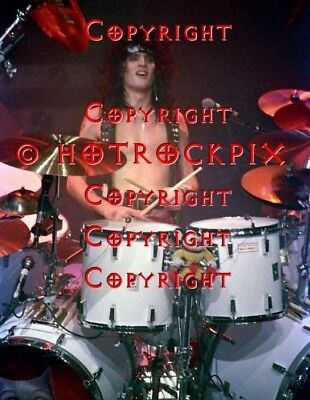 Archival Quality Photo Of Tommy Lee Of Motley Crue