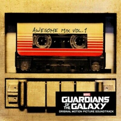Guardians Of The Galaxy - Awesome Mix Vol.1 Cd