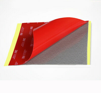 3M Genuine VHB Tape Sheets Mounting Adhesive Double-sided tape 100mmx100mm