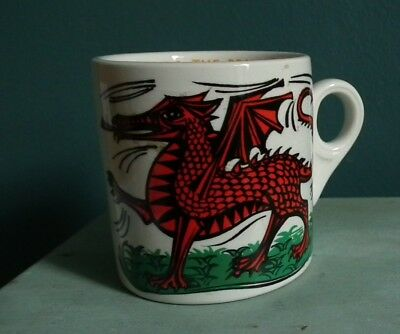 Vintage Mug Prince Charles Investiture Wales Lord Nelson Pottery Zara & Wright