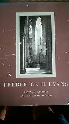 F.H.Evans -Cathedrals of Engand and France