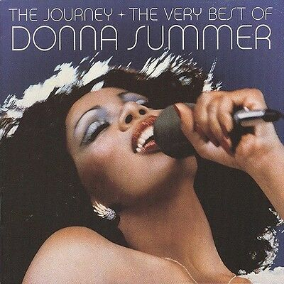 The Journey: The Very Best Of Donna Summer (CD) Greatest Hits Album