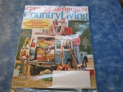 COUNTRY LIVING MAGAZINE May 2019 A MODERN-DAY GUIDE TO VINTAGE EVERYTHING New