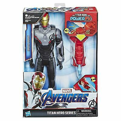Marvel Avengers: Endgame Titan Hero Power FX Iron Man Figure