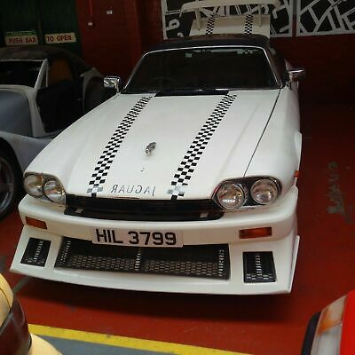 1982 Jaguar XJS lister replica restoration project