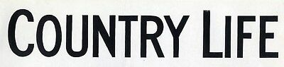 1946 COUNTRY LIFE Magazine MARY HANDFIELD HASLETT Apsley Farm House Hants (0062)