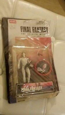 FINAL FANTASY THE SPIRITS WITHIN Action Figure TOYS OLD GAME