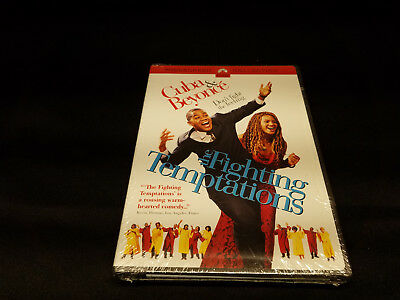 The Fighting Temptations (DVD, 2004, Widescreen) NEW