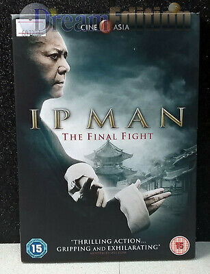 IP Man: The Final Fight [dir. Herman Yau, Anthony Wong] (2013) HK Action [DEd]