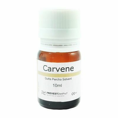Carvene Dental Gutta percha Solvent For Root Canal Retreatment And Cleaner 10ml*