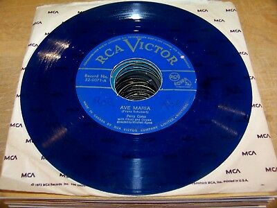 MEGA Lot of (96) Perry Como 45s - All on RCA-Victor  (8) w/PS