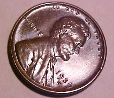 1929-D Lincoln Cent ~Near Gem Uncirculated ~Saddle Leather Color ☆Make An Offer☆