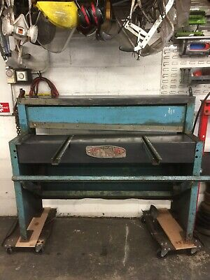 sheet metal guillotine Keetona