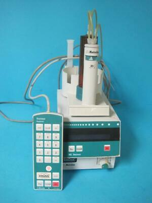 Kruss Metrohm Dosimat 765 Digital Lab Titrator 20 with Keyboard Controller Used