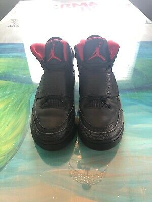 pretty nice 44489 6e084 Air Jordan Son Of Mars Men s (Size 10.5) Black Red