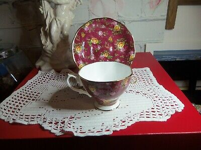 Royal Albert Old Country Roses Lace Tea Cup and Saucer SALE