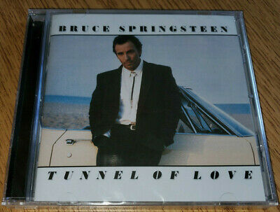 "BRUCE SPRINGSTEEN  ""Tunnel Of Love""    NEW  (CD)"