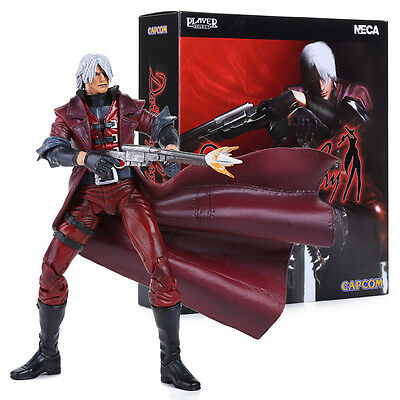 """DEVIL MAY CRY - Dante 7"""" Ultimate Action Figure (NECA) #NEW"""