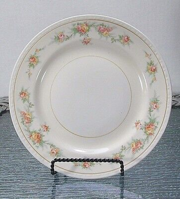 """Vintage """"Luncheon Plate"""" Countess Pattern Circa 1943 Homer Laughlin"""