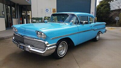 1958 Chevrolet Del Ray 350 V8, Not Mustang, Chevelle, Ford Dodge Belair, Impala