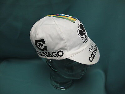 Vintage Colnago Cicli Cap New NOS! 70's/80's Era Made in Italy