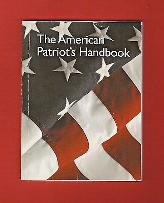 The American Patriot's Handbook by Woodmen of the World (Paperback, 2012)
