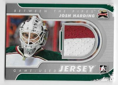 11/12 BETWEEN THE PIPES SILVER GAME JERSEY Hockey (#M1-M60) U-Pick From List