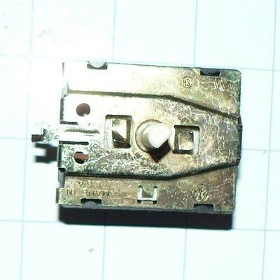 Genuine Oem Ge Hotpoint Sears Kenmore Washer Speed Switch Wh12X1023 175D2315P001