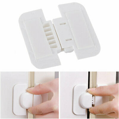 Cabinet Door Drawers Refrigerator Toilet Safety Plastic Lock For Child Kid FT