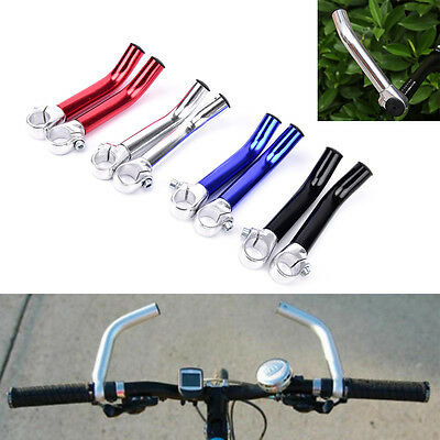 Mountain Bike Bicycle Cycling Handlebar Ends Aluminum Alloy Bicycle Handle Ws