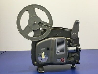 Bolex 18-5 Standard 8mm Cine Film Projector