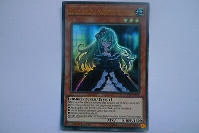 Ghost Belle & Haunted Mansion * Ultra Rare DUPO * Yu-gi-oh