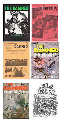 The Damned - Pdf Collection On Disc