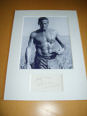 Paul Newman Genuine signed authentic autograph - UACC / AFTAL