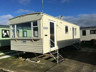 Cheap static caravan for sale on North Wales Coast
