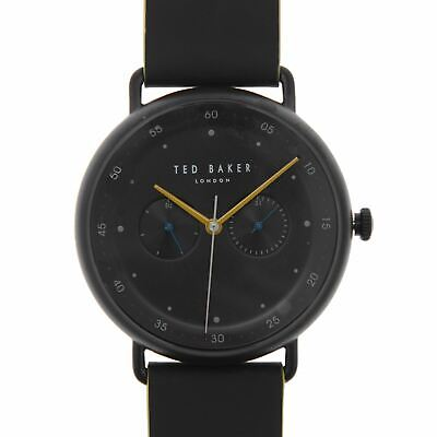 Ted Baker Chunky Watch Mens Gents Analogue Buckle Fastening Quartz