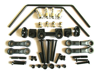 Baja Complete Sway Bar Set, Compatible With Hpi Baja 5B/Ss