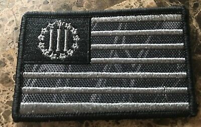 BuckUp Tactical Morale Patch Hook Dont Sneeze On Me DTOM Corona 3x2/""