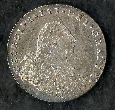 George III Maundy Twopence Silver 1800
