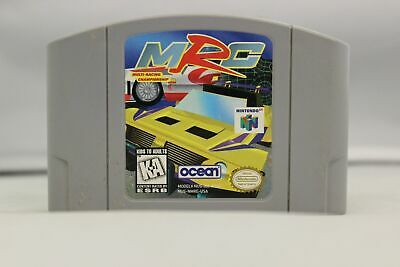 MRC Multi Racing Championship - N64 Game