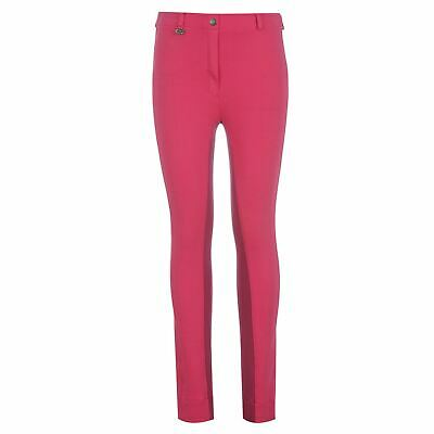Requisite Two Tone Youngster Jodhpurs Girls Stretch Elasticated Hacking