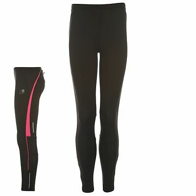Karrimor Running Tights Girls Performance Pants Trousers Bottoms Lightweight Zip